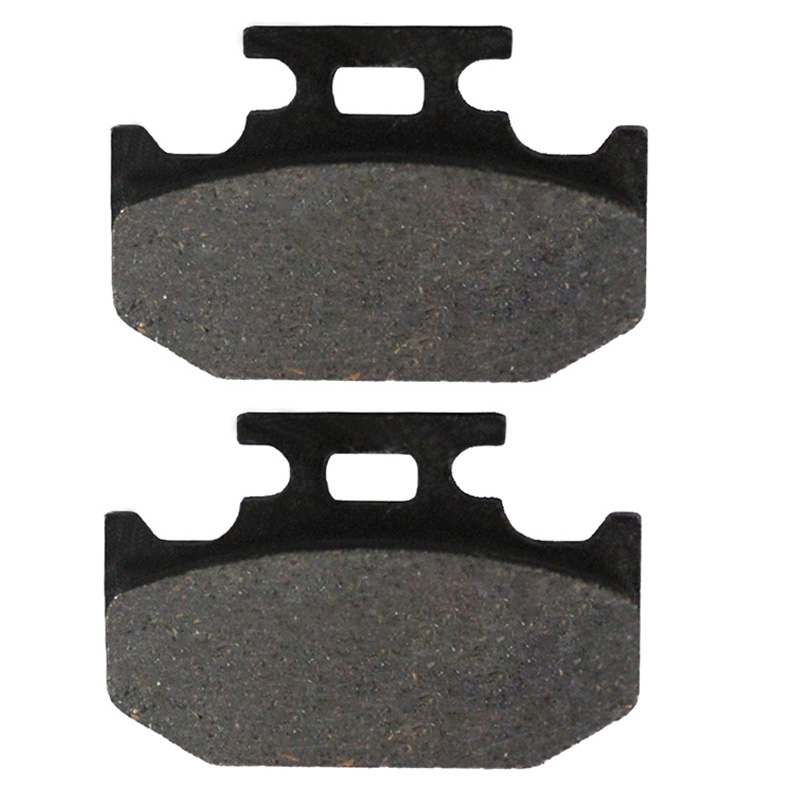 Motorcycle Rear Brake Pads for YAMAHA XG <font><b>250</b></font> XG250 Tricker 04-06 XT <font><b>250</b></font> XT250 06-08 <font><b>XTZ</b></font> <font><b>250</b></font> 07-08 YZ <font><b>250</b></font> YZ250 1990 1991 image
