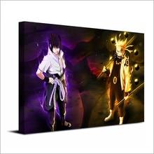 Naruto and Sasuke HD Poster