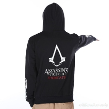 Women men Cotton Autumn Assassin's Creed Hoodie Street Jacket Hip-hop Fashion Winter Skateboard Streetwear Tracksuit Sweatshirts