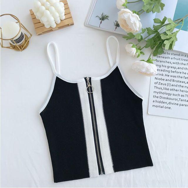 Summer Women Knit Front...