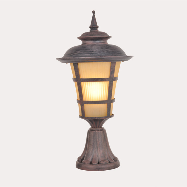 Simple outdoor wall lamp post lights light waterproof aluminum wall simple outdoor wall lamp post lights light waterproof aluminum wall lamp floor lamp residential garden gate mozeypictures Gallery