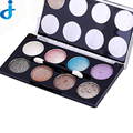 8 Color Glitter Eye Shadow Makeup Naked Diamond Eye Shadow Makeup Palette Shimmer Fashion Eye Shadow Palette Cosmetics H73