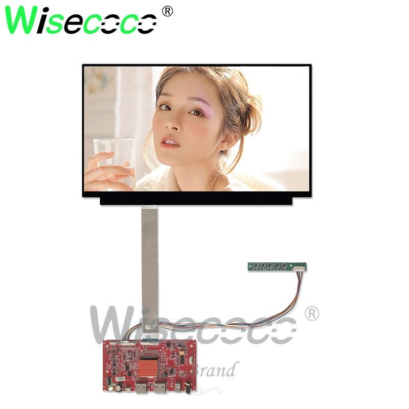 13.3 Inch 3840*2160 4K UHD IPS Display Edp Hdmi 40 Pins