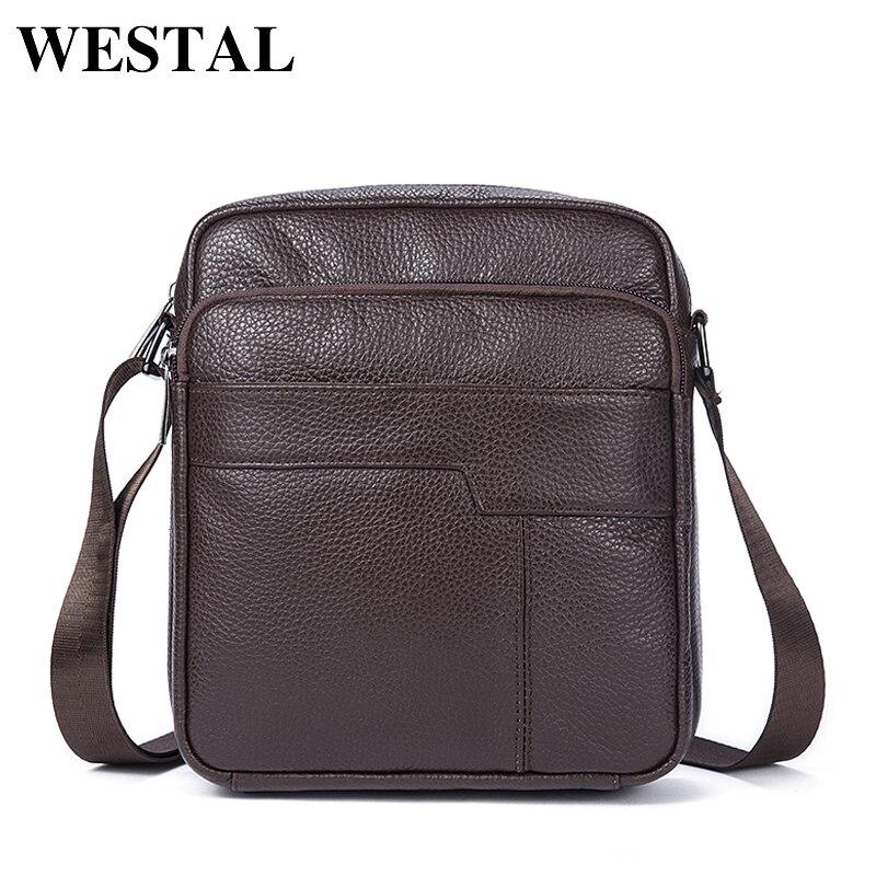 be3336b996c0 Westal сумка через плечо мужская сумка мужская через плечо мужские сумки  сумка сумки мужские из натуральной кожи сумка через плечо для мужчин .