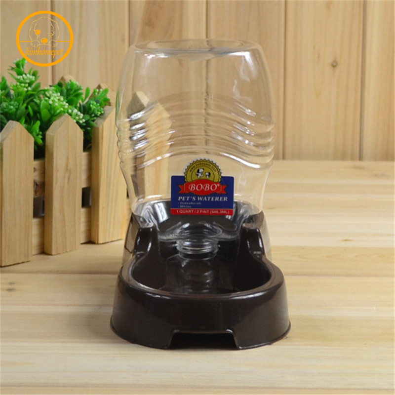 New Large Capacity Pet Dog Cat Automatic Water Dispenser