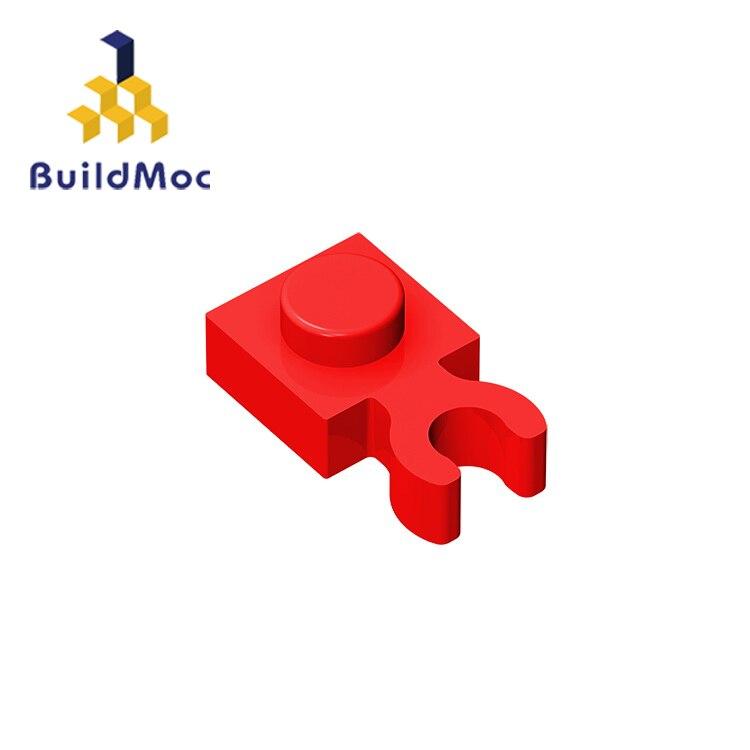 BuildMOC совместим Собирает Частицы 60897 4085 1x1 для строительных блоков части DIY логотип Educationa