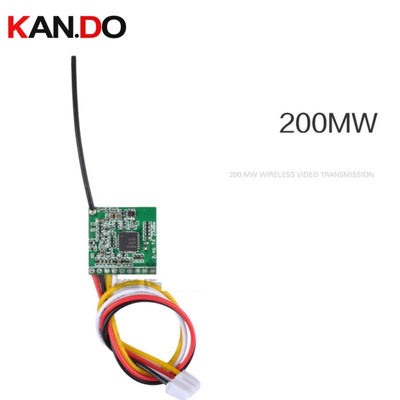 cctv chip 200MW 2.4G wireless transmitter,2.4G tramsitter,DIY wireless camera,2.4G transmitting mould for drone FPV transmitter