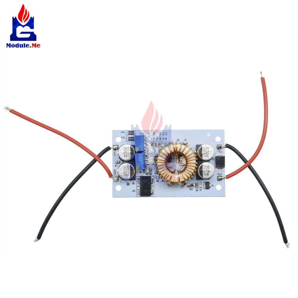 250w Dc Boost Converter Adjustable 10a Step Up Constant Current Watt 5 Led To Driver Circuit Wiring Power Supply Module