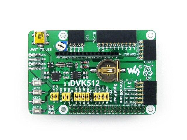 DVK512 # Raspberry Pi Модель 3B/2B/B +/+ Расширение/Совет по Развитию Оценка с различные интерфейсы