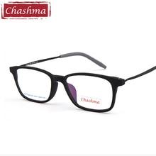Chashma Brand Top Quality B Titanium Ultra Light Frame Women Men Teens Student  Fashion Style Optical Glasses