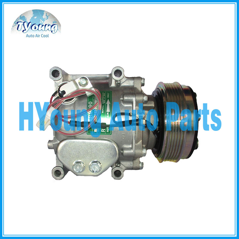 TRS090 car air conditioning compressor for Toyota Corolla Altis sd S3082 sd <font><b>3082</b></font> image