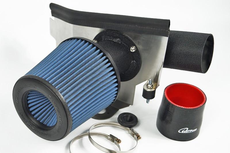 Air Intake Kit System For Audi / A3 / TT / VW / Golf / GTI / Jetta / MK5 / Passat / 2.0 TSI black