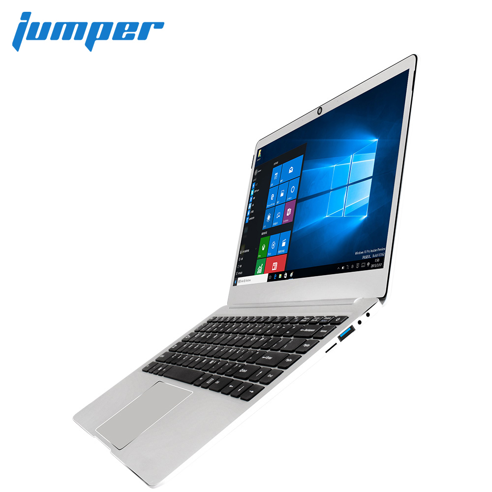 Larger Storage 64GB EMMC 64GB SSD ROM Laptop 14 Inch FHD Jumper EZbook 3L Pro Notebook