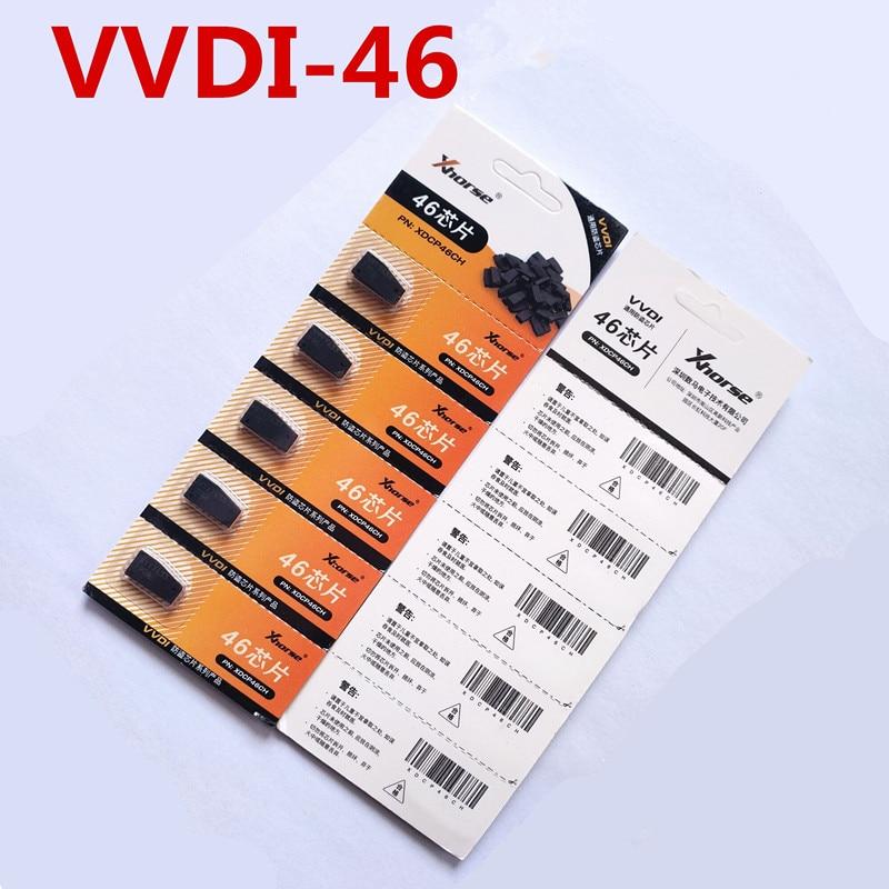 10pcs Original Xhorse Chip VVDI 46 Chip For XHORSE VVDI2 VVDI Key Tool