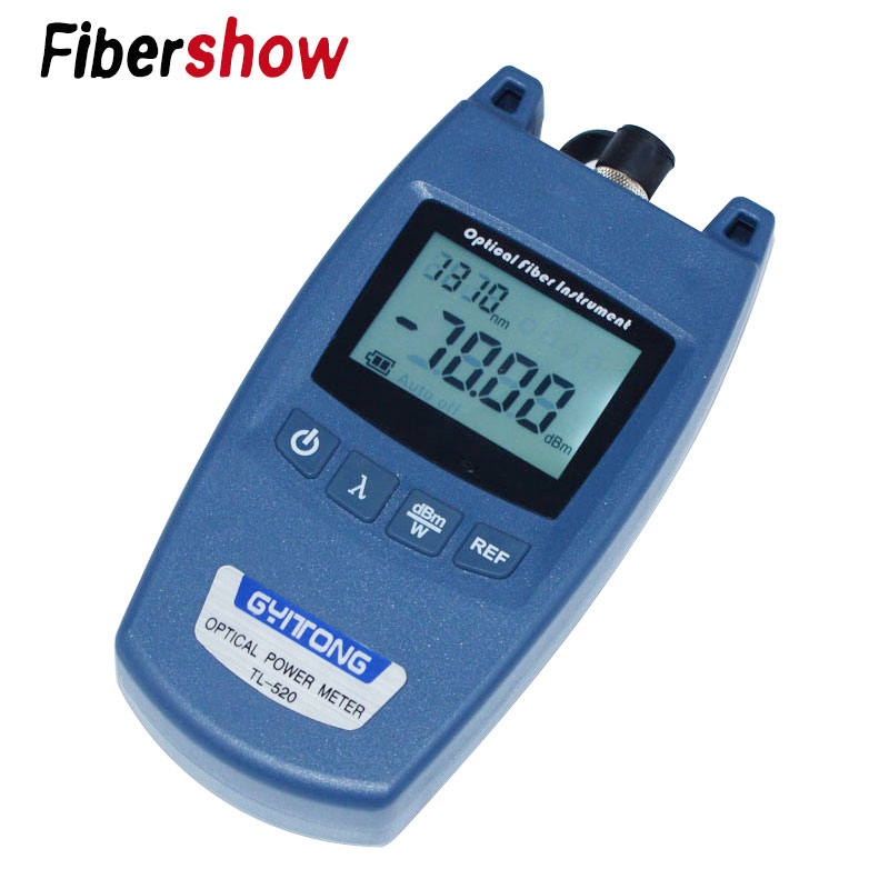 Mini OTDR  Laser FTTH Fiber Optic Optical Power Meter Cable Tester Cable Tester Visual Fault Locator Mini Handheld