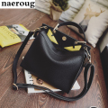 2016 Eye Monster Bags Women Messenger Bags Handbags Women Famous Brand Designer Black Women Bags Shoulder Crossbody Bags Bolsos