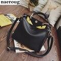 2016 eye monstro sacos mulheres mensageiro bolsas mulheres famosa marca designer mulheres negras sacos de ombro crossbody bolsas bolsos