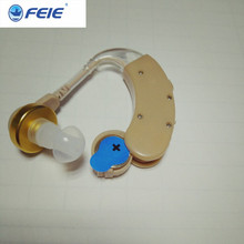 Feie Medical Equipment Analog Hearing Aid S-139 Hidden behind the Ear Popular in Canada(China)