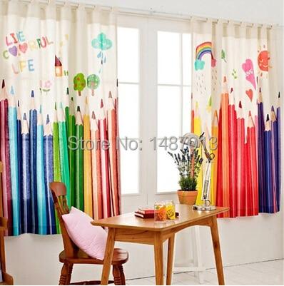 comprar estilo coreano nios habitacin cortina de la ventana cortinas para beb habitacin de los nios cortinas para sala de estar