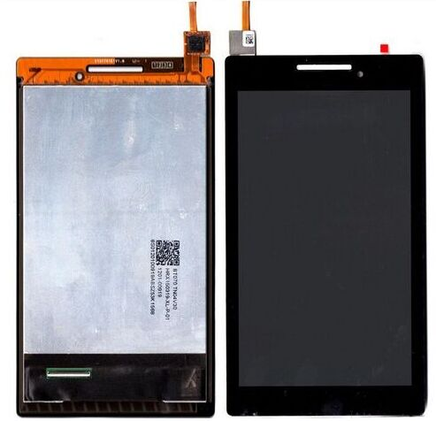 For Lenovo TAB 2 A7-20 A7-10 Full LCD Display Touch Panel Screen Digitizer Glass Assembly Replacement Free Shipping original full 7inch for lenovo tab 2 a7 30 a7 30dc lcd display touch screen digitizer glass assembly free shipping