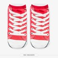 Zapatos de lona Gráfico 3D Completo de Impresión Hombres de Las Mujeres Niñas Lindo Unisex Low Cut Tobillo Calcetines de Múltiples Colores calcetín de Algodón Casual calcetería