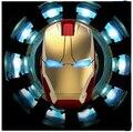 Los Más Populares de Iron Man Ratón Ergonómico Ratón Inalámbrico de Juegos de PC Gamer 2.4G Sin Demora Para El Ordenador portátil y Juegos portátil