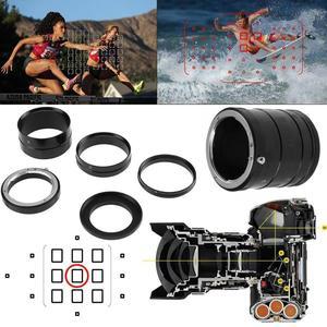 Image 3 - Macro tubo de extensão anel lente da câmera adaptador para nikon d7200 d7000 d5500 d5300 d5200 d5100 d3400 d3300 d3200 d310 câmera novo