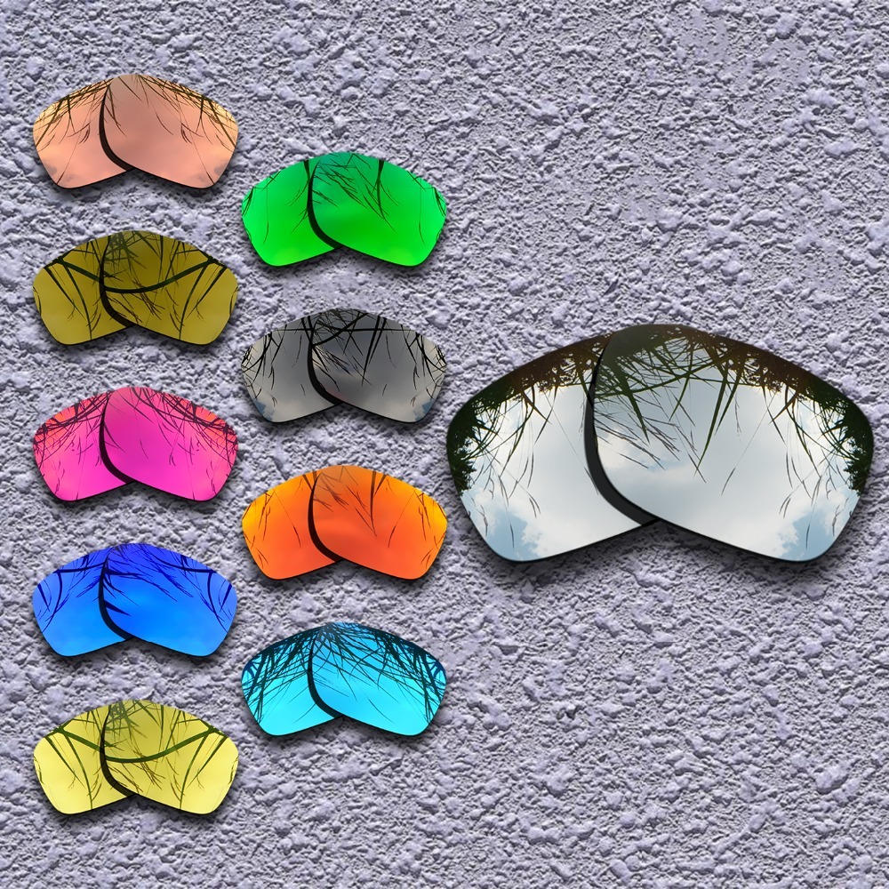 Polarized Replacement Lenses for Oakley Holbrook Sunglasses - Multiple Choices