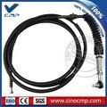 Одиночный кабель для E320C 320C экскаватор дроссельной заслонки двигателя кабель