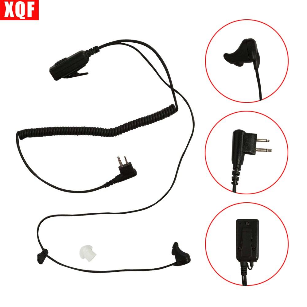 XQF Ear Bone Vibrate Noise reducing Earpiece Compatible