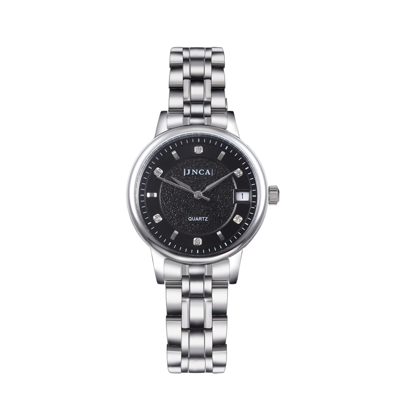 Womens Watch High Quality Exquisite Faddish Business Stainless Steel Strap Calendar Waterproof Watch Relogio Feminino Hour 1297Womens Watch High Quality Exquisite Faddish Business Stainless Steel Strap Calendar Waterproof Watch Relogio Feminino Hour 1297