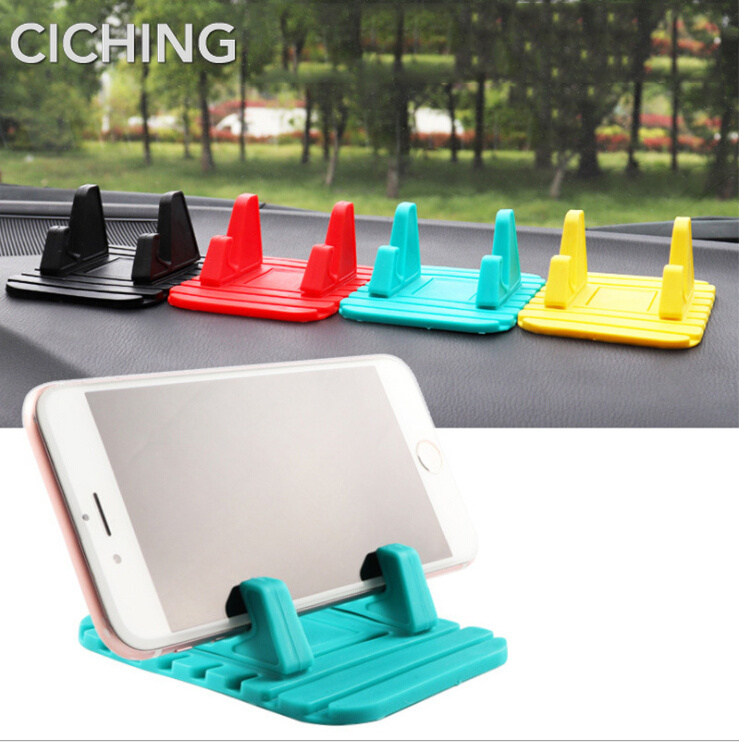 Auto Styling Auto Dashboard Telefoon Houder voor Peugeot 307 308 407 206 207 3008 406 208 2008 508 408 306 301 106 107 607 40