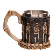 Xicara Mighty Grab Von Verloren Kings Schädel Becher Kaffee Große Tee Bier Cool Stuff Tasse