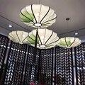 Новый китайский стиль люстра Юго-Восточной классический отель Ресторан Китайский ветер дзен Ресторан креативный фонарь