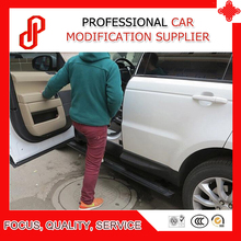 Automatic scaling high quality aluminium alloy Electric pedal side step running board for evoque