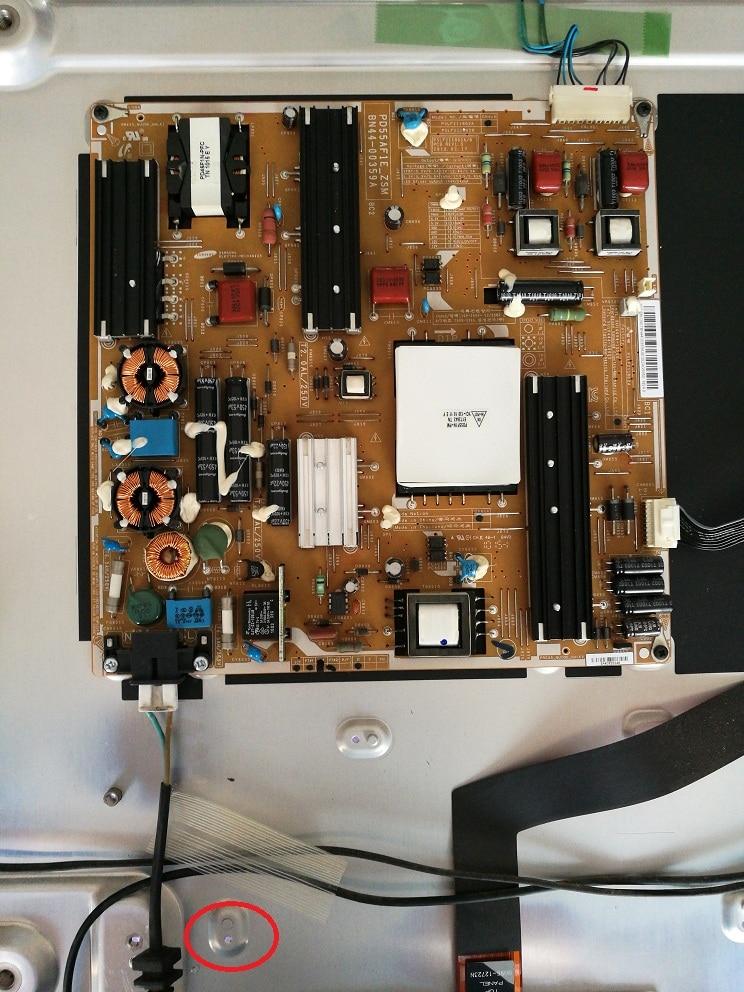 Samsung UA55C6900UF XXZ UA55C6200 Power Board BN44-00359A максим спиридонов александр ольшанский владелец imena ua и mirohost ua