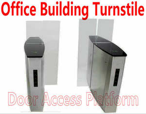 Access-Control Barrier-Kits Gate Swing Gate-Pedestrian Building Turnstie Security of