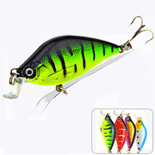 Crank Baits For Fishing Tackle /Lure Sea 3D Fish Eyes Carp/Bass/Pike Fishing Bait/Wobblers 1Pcs Swimbait Hard/Artificial Lures цена и фото