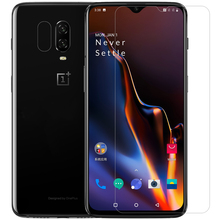 For Oneplus 6T 7  Screen Protector Nillkin Amazing H+Pro 2.5D 0.2mm Anti-Explosion 9H Tempered Glass Protector For One plus 6T 7 цена