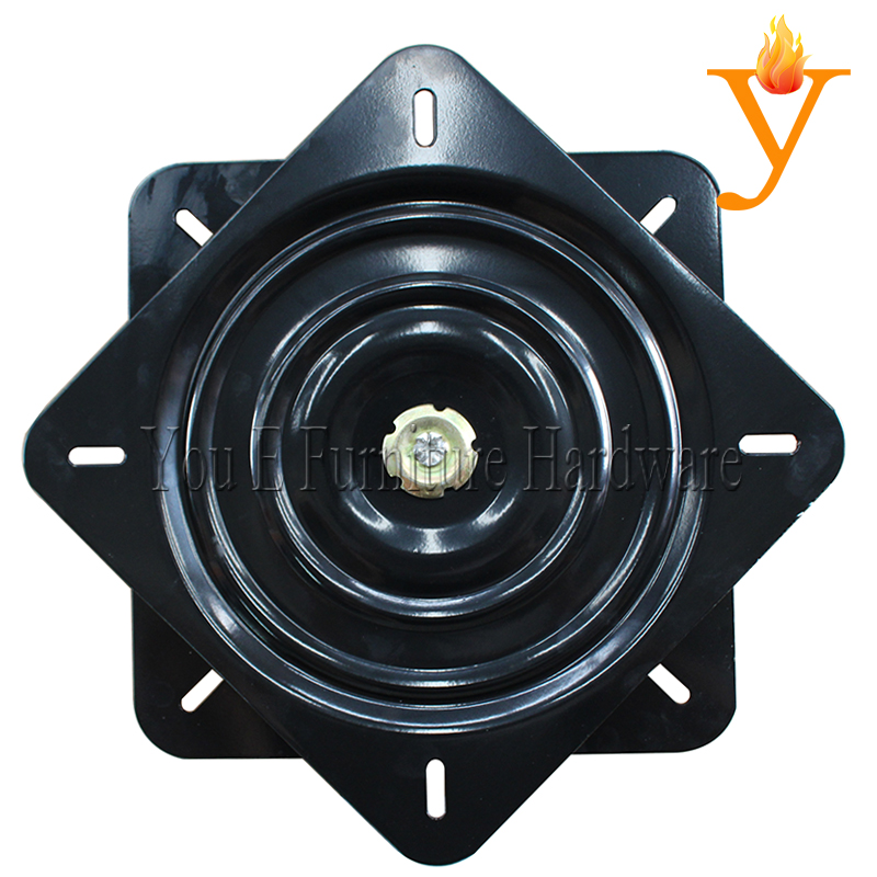 Buy 12 inch square swivel plate rotate for 12 inch square table