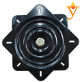 12 inch square swivel plate rotate mechanism for table or desk E09-1