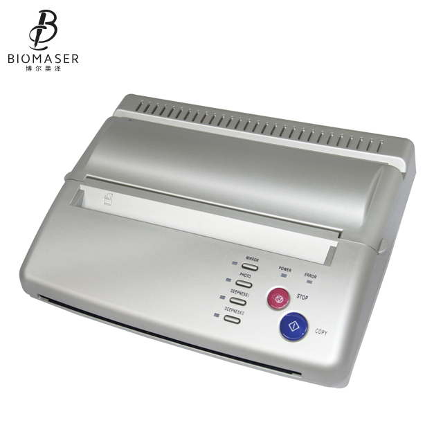 Professial Pro Tattoo Tool Drawing Design Tattoo Thermal Stencil Maker Copier Tattoo Transfer Machine Printer Transfer Paper