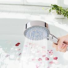 2Pcs Adjustable Handheld Shower Head Bathroom Water-Saving Sprayer shower head high pressure regadera para ducha handheld water saving pressure rain shower head 09