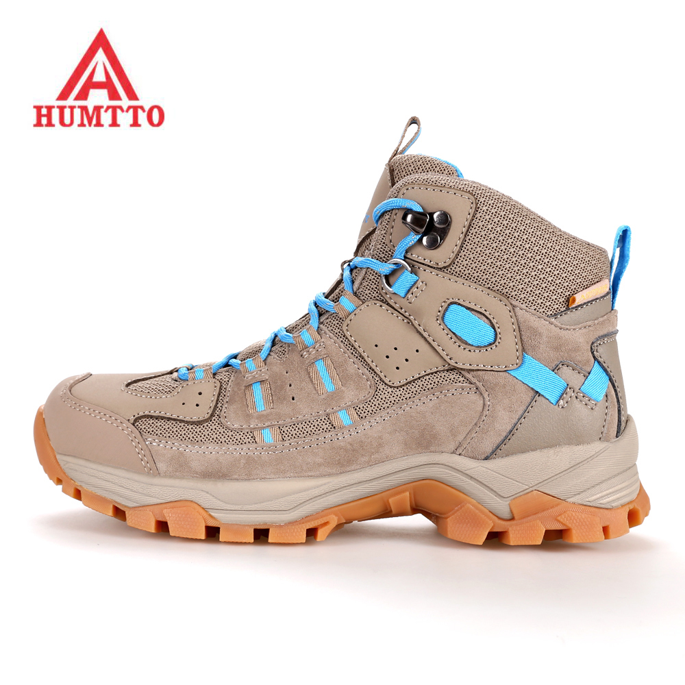 HUMTTO Womens Winter Leather Outdoor Hiking Trekking Shoes Boots Shoes For Women Climbing Mountain Hunting Tourism Shoes BootsHUMTTO Womens Winter Leather Outdoor Hiking Trekking Shoes Boots Shoes For Women Climbing Mountain Hunting Tourism Shoes Boots