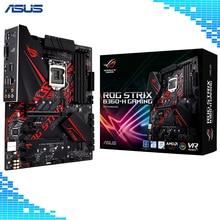 Asus ROG STRIX B360-H GAMING Desktop Motherboard Intel B360 LGA 1151 E-sports Game
