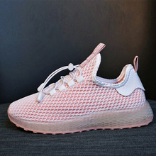 Women Sneakers 2019 Fashion Casual Shoes Woman Comfortable Breathable Pink Flats Female Platform Sneakers Chaussure Femme women sneakers fashion casual running shoes woman comfortable sport woman shoes breathable flats female platform sneakers