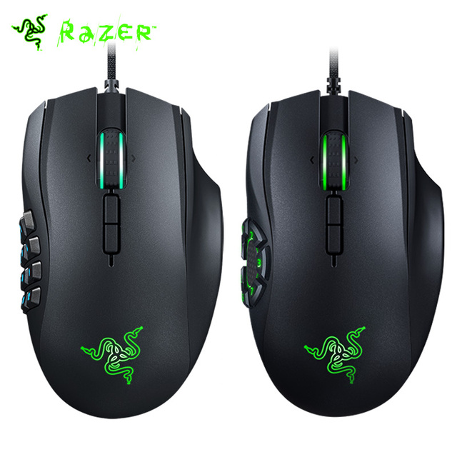 Razer Naga Gaming Mouse Windows 8 Drivers Download (2019)