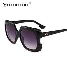 Oversize Square Sunglasses For Women Vintage Retro Frame Driviing Sun Galsses Men Luxury Brand Black Shades 2019 New