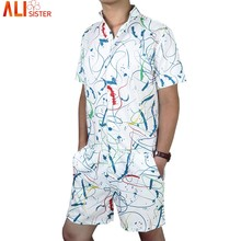 cba34eb55004 Alisister Men s Rompers Short Sleeve Jumpsuit Romper Playsuit Beach Overalls  One Piece Slim Fit Brand Clothing