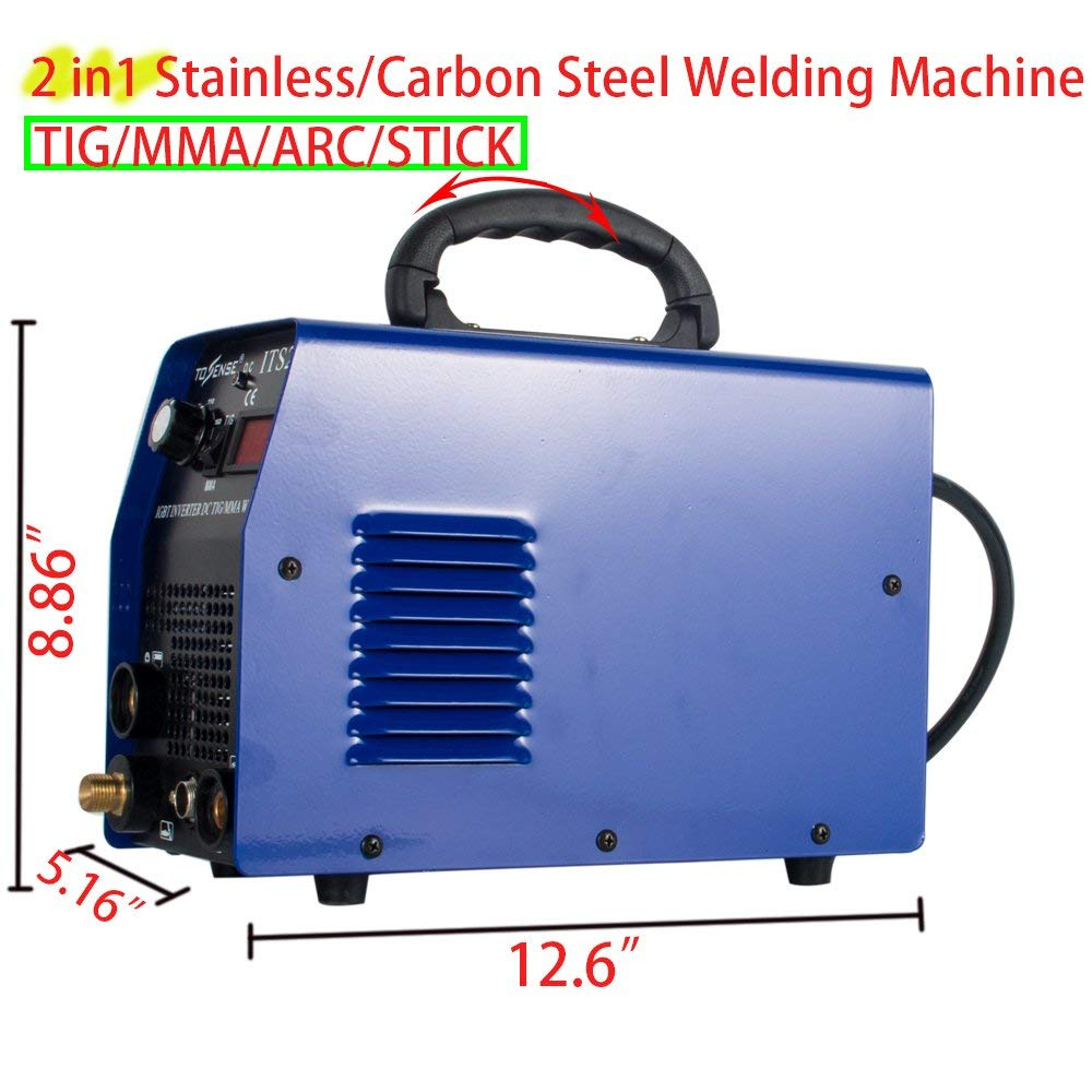 Its200 200a 110v 220v 58kva Ip21s Inverter Arc Tig 2 In 1 Electric 250 Welder 110v220v Dual Welding Soldering Machine Tools On Wiring Mma For Working Welders From